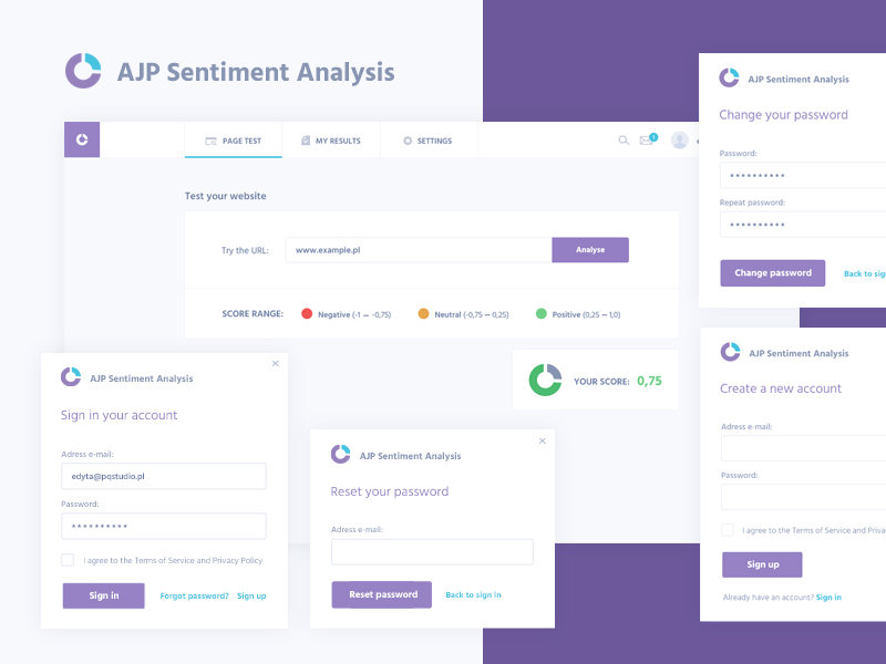 AJP Sentiment Analysis